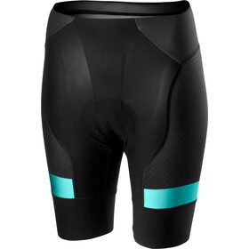 Castelli Free Aero Race 4 Korte Broek Dames, light turquoise